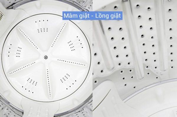 Máy giặt Aqua 9 kg AQW-S90AT