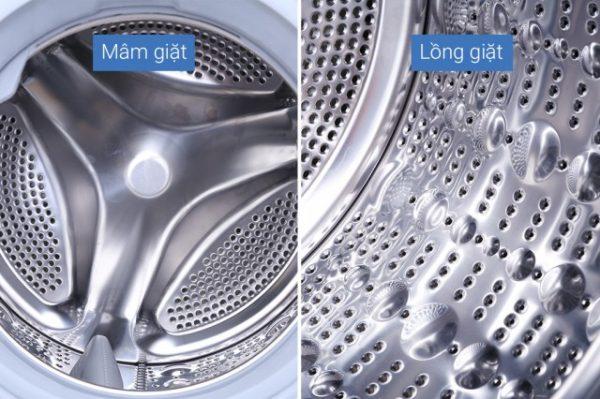 Máy giặt LG FC1408S4W2 Inverter 8 kg