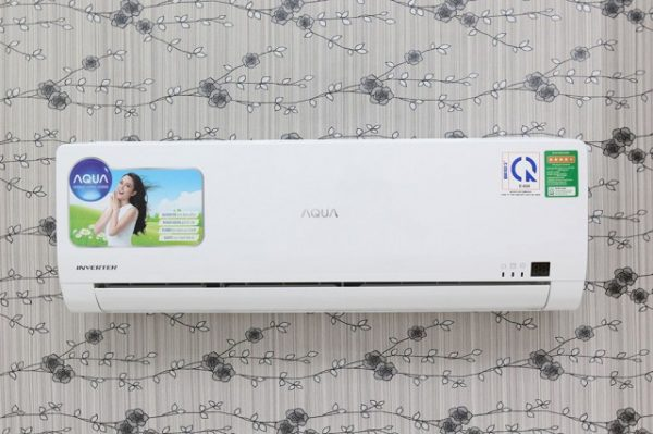 Điều hòa Aqua AQA-KCRV18WGS 1 chiều, 2 HP, Inverter