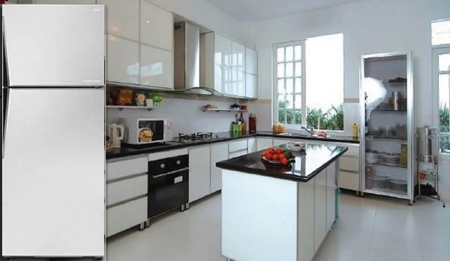 Tủ lạnh Aqua Inverter 281 lít AQR-I285AN