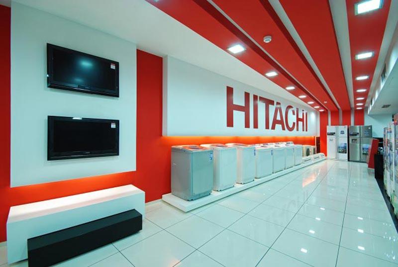 Hitachi thương hiệu điện tử hàng đầu