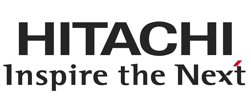 Logo thương hiệu Hitachi