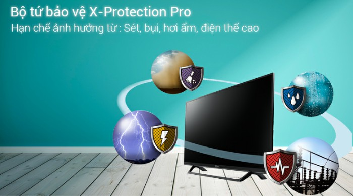 Smart Tivi Sony 43 inch KDL-43W800F