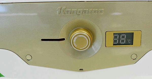 Bình nóng lạnh Kangaroo KG69A2 22 lít