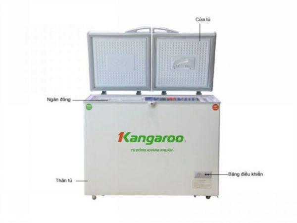 Tủ đông Kangaroo 418 lít KG418C2