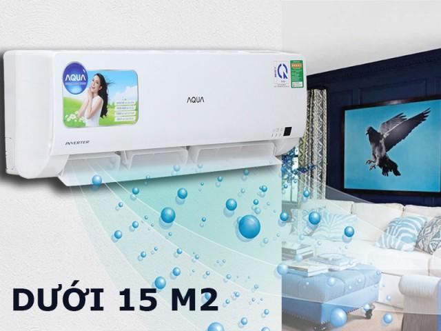 Điều hòa Aqua AQA-KCRV9WGSB 1 chiều, 1 HP, Inverter