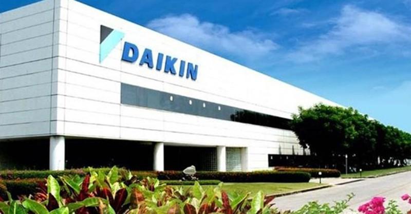 Công ty điều hòa Daikin
