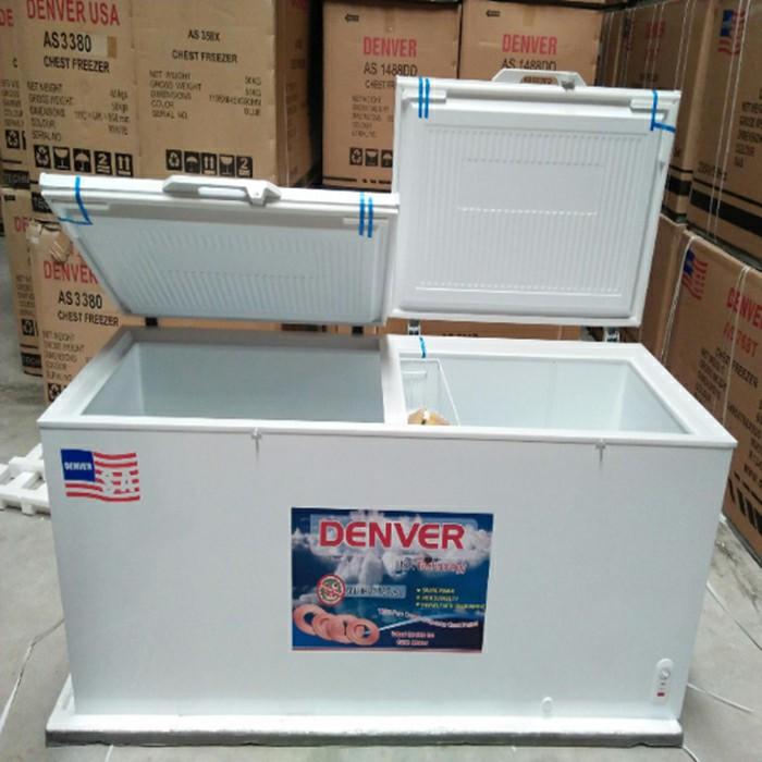 Tủ đông Denver AS-560HD