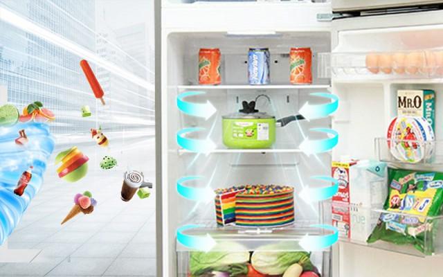 Tủ lạnh LG 187 lít GN-L205S