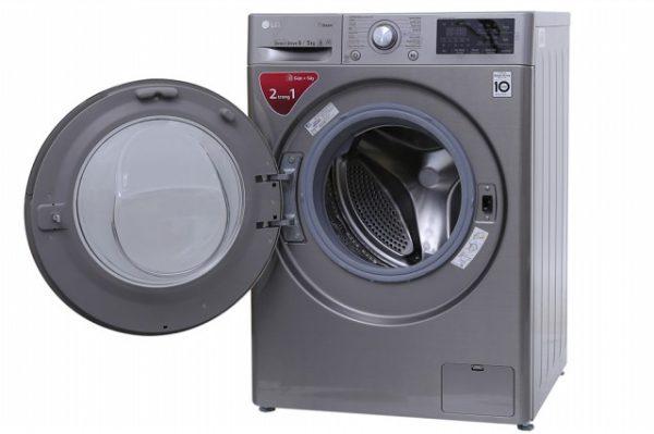 Máy giặt sấy LG FC1409D4E 9.0 kg