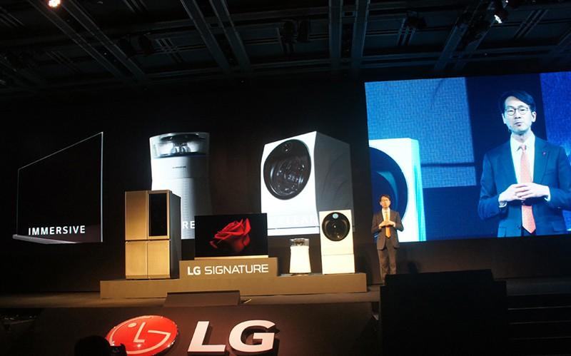 Các sản phẩm LG