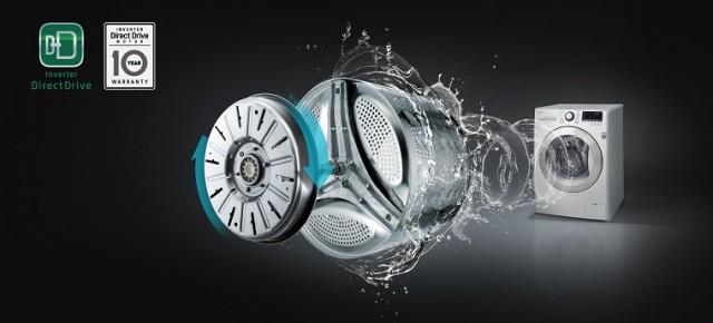 Máy giặt LG FC1409S2W Inverter 9 kg
