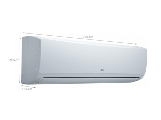 Điều hòa LG H09ENB 2 chiều, 1 HP