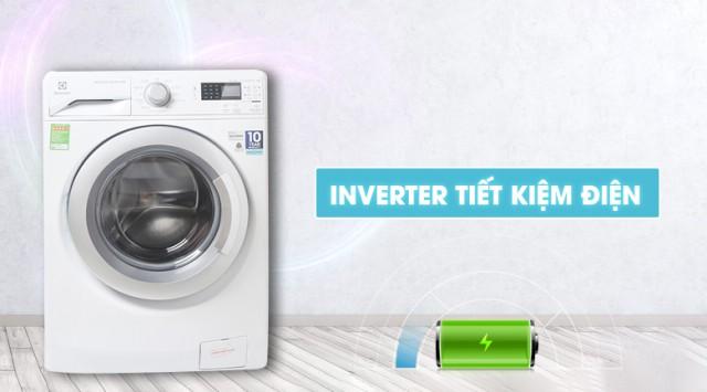 Máy giặt Electrolux EWF12853 Inverter 8 kg