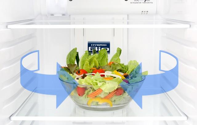 Tủ lạnh Aqua 225 lít AQR-P225AB