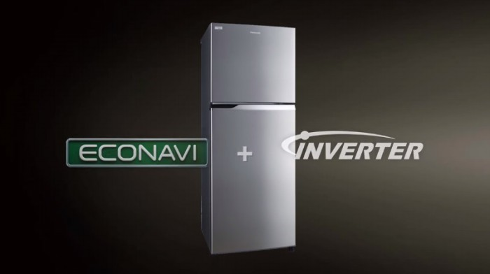 Tủ lạnh Panasonic NR-BL308PSVN 267 lít, Inverter