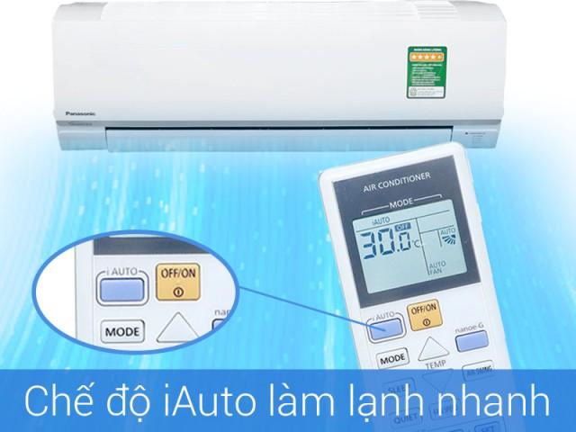 Điều hòa Panasonic CU/CS-PU12TKH-8 1 chiều, 1.5 HP, Inverter