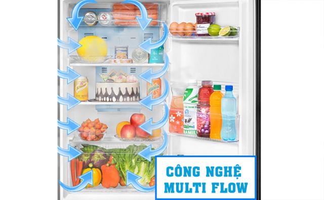 Tủ lạnh Aqua 180 lít AQR-S189DN