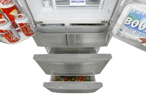 Tủ lạnh Hitachi Inverter 497 lít SF48EMV SH