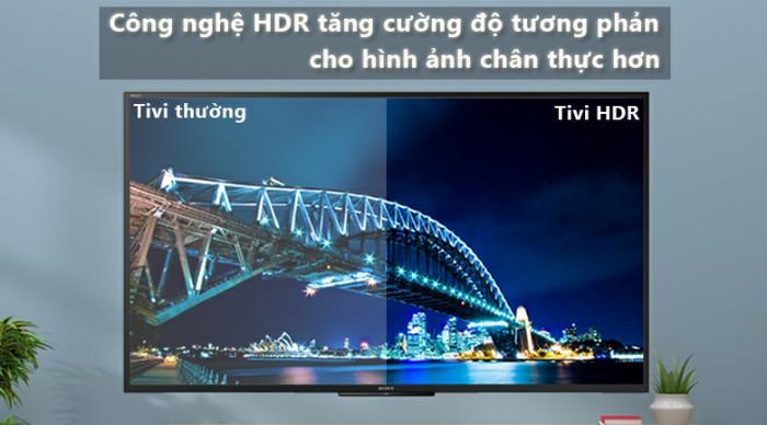 Smart Tivi Sony 50 inch KDL-50W660F