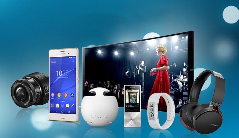 Các sản phẩm Sony được ưa thích