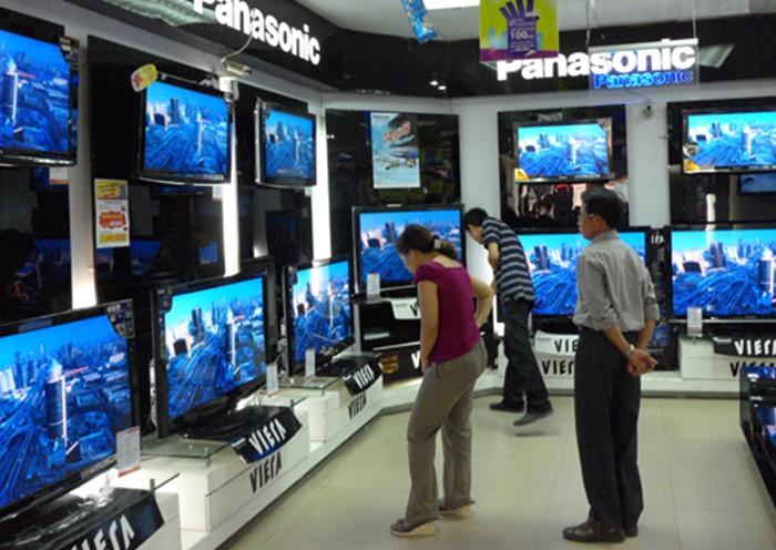 Tivi Panasonic đa dạng kích thước