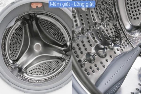 Máy giặt LG Inverter FC1409S3W 9 kg
