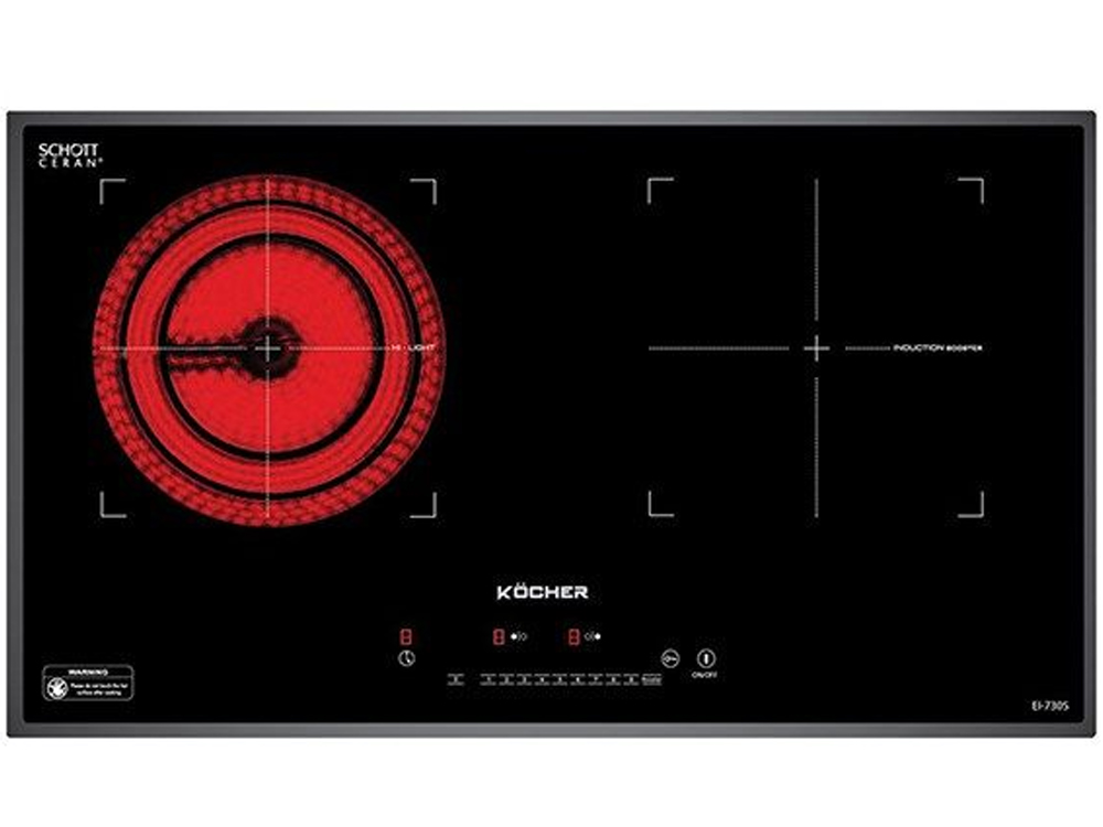BẾP TỪ HỒNG NGOẠI KOCHER EI-730S 4200W