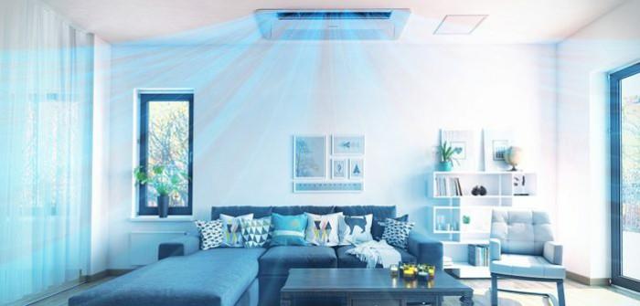 Công nghệ nổi bật Wind-Freetrên điều hòa