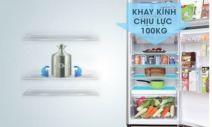 Công nghệ hiện đại giúp tủ lạnh Electrolux là sự lựa chọn của nhiều gia đình