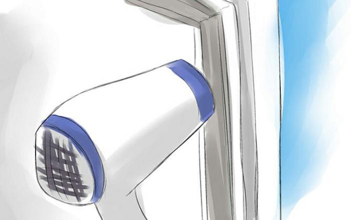 Nguyên nhân và cách khắc phục khi gioăng tủ lạnh bị hở