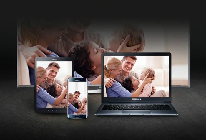 Tìm hiểu ứng dụng Smart View trên TV QLED Samsung