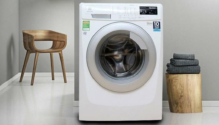 Máy giặt cửa trước có giá thành cao hơnvì sao?