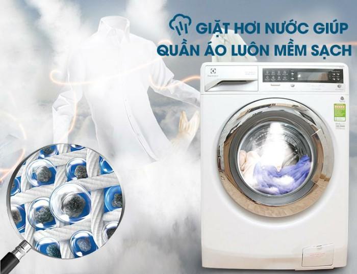 Chống nhăn quần áo sau khi giặt máy