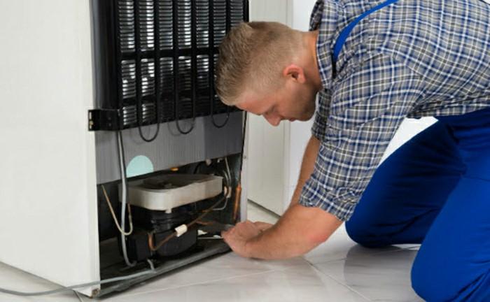 Tủ lạnh đọng tuyết trên ngăn đá và cách xử lý