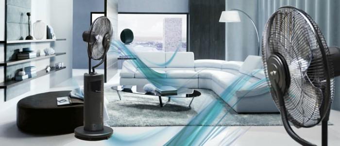 Chiếu thẳng quạt điện vào người liệu có tốt cho sức khỏe?