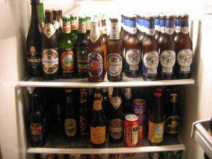 Có nên để đồ uống có ga vào ngăn đá tủ lạnh không?