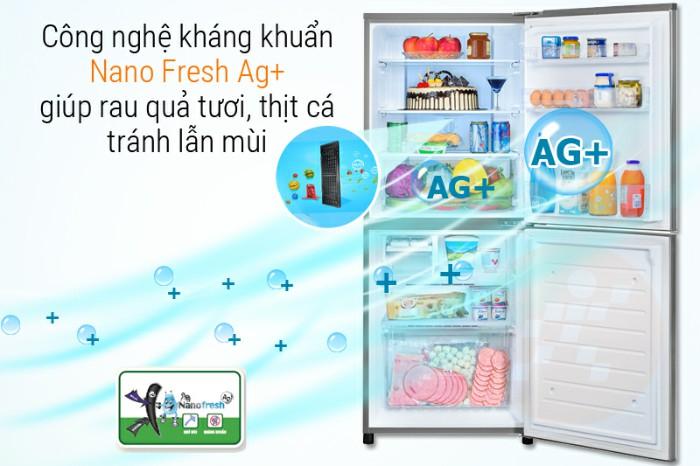 Lựa chọn tủ lạnh Aqua cho gian bếp nhà bạn