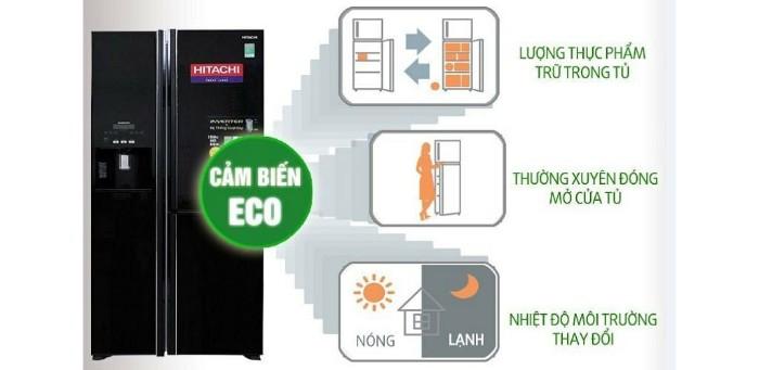 Những điều cần biết trên tủ lạnh Hitachi inverter