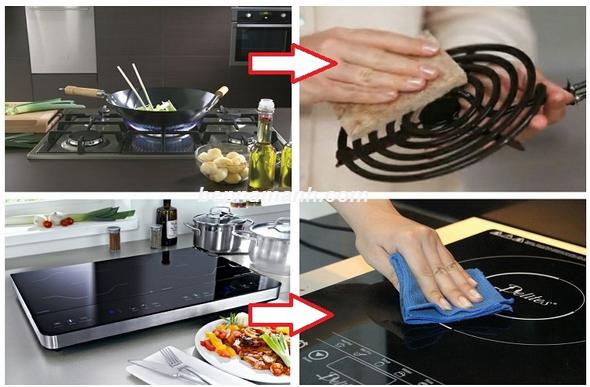 Bếp từ có tiết kiệm hơn bếp ga không?