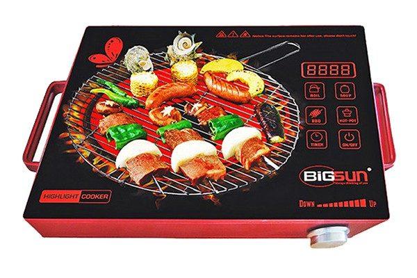 Bếp hồng ngoại Bigsun BIF-4TH