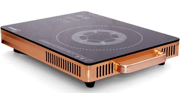 Bếp hồng ngoại Midea MIR-T2215DA mặt kính chịu nhiệt