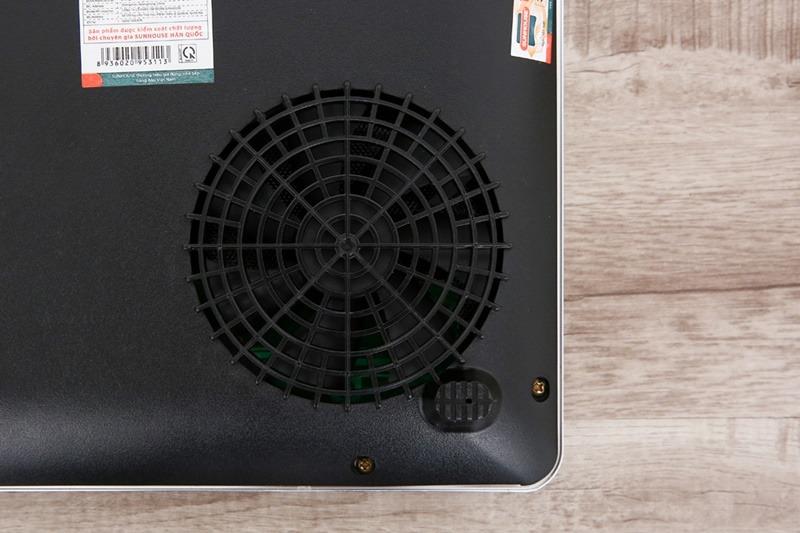 Bếp hồng ngoại Sunhouse SHD6020 quạt tản nhiệt