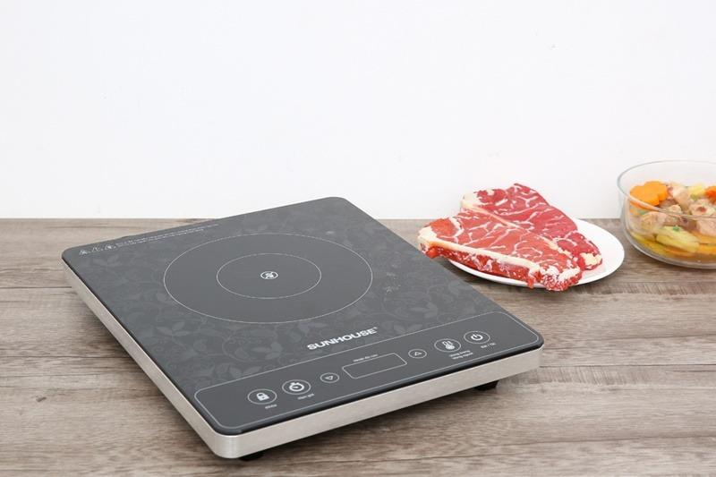 Bếp hồng ngoại Sunhouse SHD6020 chịu nhiệt