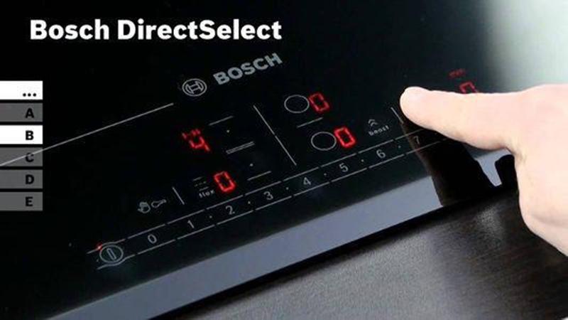 Bếp từ Bosch PIN675N17E Chức năng PowerBoost
