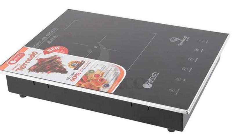 Bếp từ Elmich EL7950 2200W Kiểu dáng nhỏ gọn, màu sắc đen tinh tế