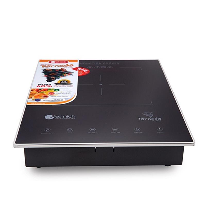 Bếp từ Elmich EL7950 2200W Bảng điều khiển cảm ứng tiện dụng