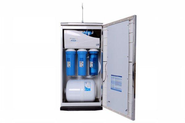 Máy lọc nước RO Karofi 8IQ-2.0 8 lõi