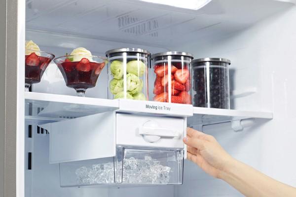 Tìm hiểu tính năng làm đá tự động trên tủ lạnh