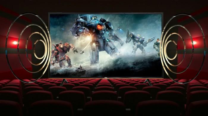 công nghệ âm thanh vòm Dolby Digital